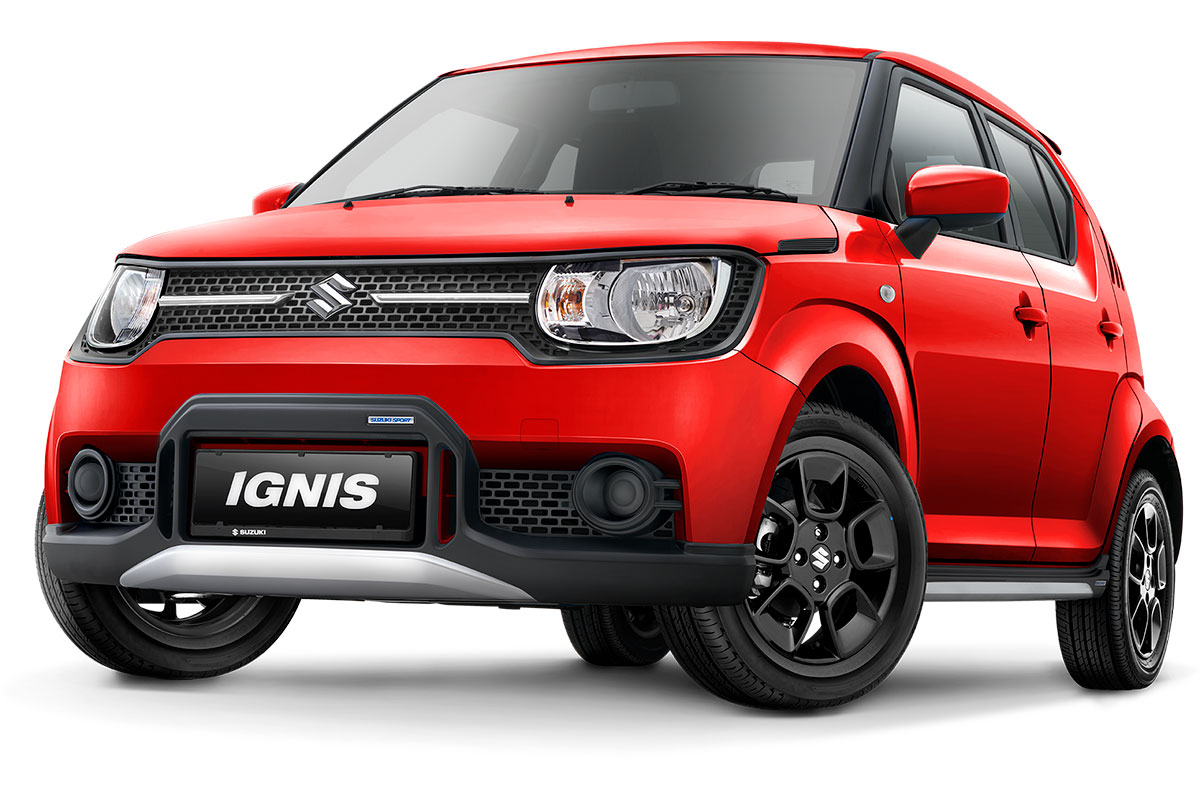Ignis Uptown Red Pearl
