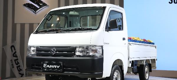 Suzuki Carry Pick UP Masih Menjadi Rajanya Mobil Pick Up