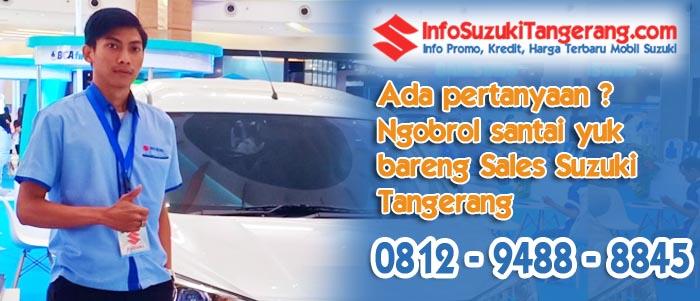 info pembelian mobil suzuki dengan sales suzuki tangerang